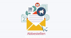 Immobilienscout24 Newsletter abbestellen